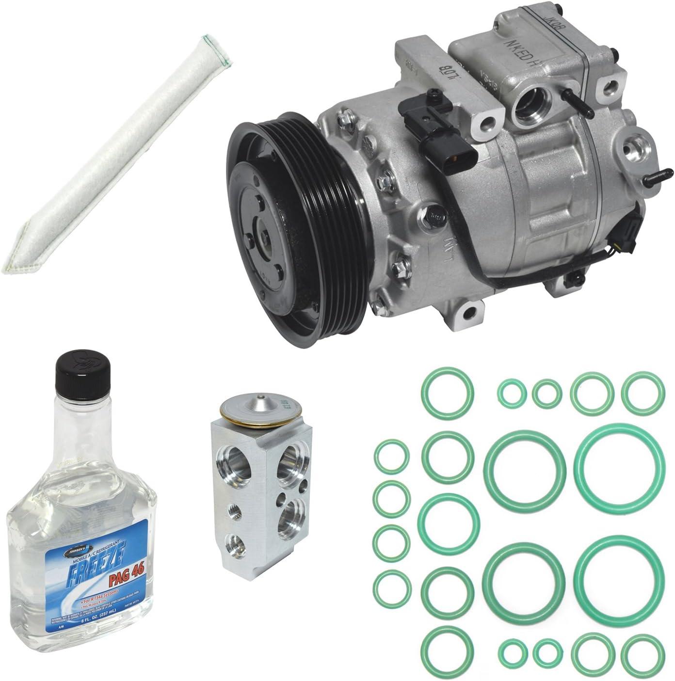 A//C Compressor and Component Kit KT 3051