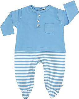 Jacky Kids Frog Stripes Complessiva, Blu, Taglia 44–86