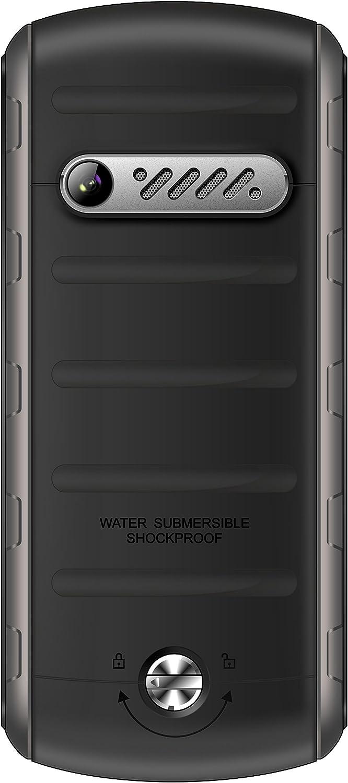 Beafon Outdoor Handy Al560 Schwarz Silber Elektronik