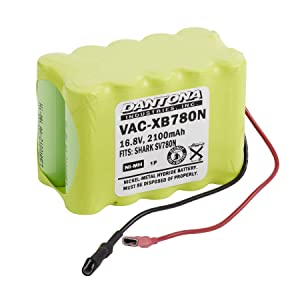 Vacuum Replacement Battery for VAC-XB780N