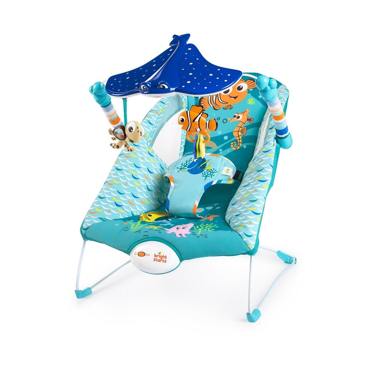 Disney Baby Finding Nemo See Swim Bouncer 74451109049 Ebay