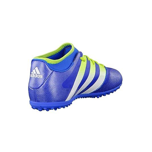 adidas Ace 16.3 AG J, Scarpe da Calcio Unisex