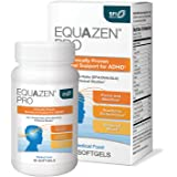 EQUAZEN PRO Fish Oil for Kids - Clinically Tested to Improve Focus, Learning, Memory + Behavior in Children, Teens - DHA / EP