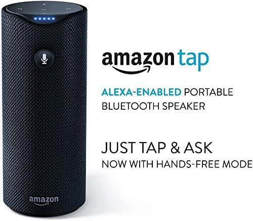 Amazon Tap Wireless Bluetooth Speaker