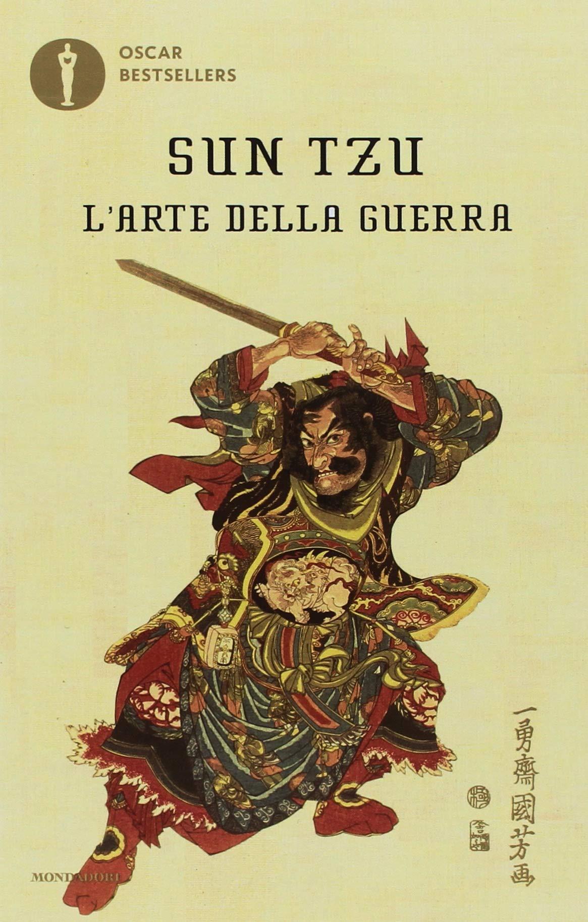 """Sun Tzu: """"L'arte della guerra"""""""