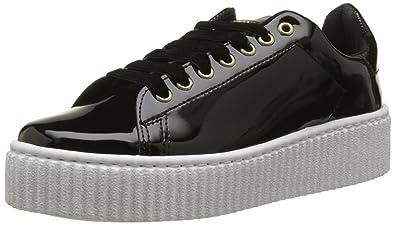 Denky, Sneaker Femme, Noir, 35 EUGuess