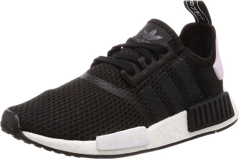 adidas NMD R1 Sneakers Laufschuhe Damen Schwarz/Weiß