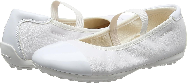 Geox Jr Piuma Ballerine C Bailarinas para Ni/ñas