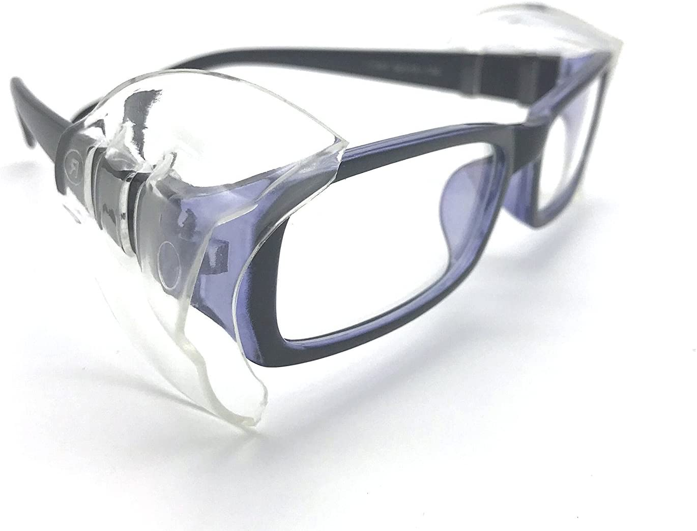1Pair Protective Covers For Myopic Glasses Goggles Side Shields Flap Side neDIU