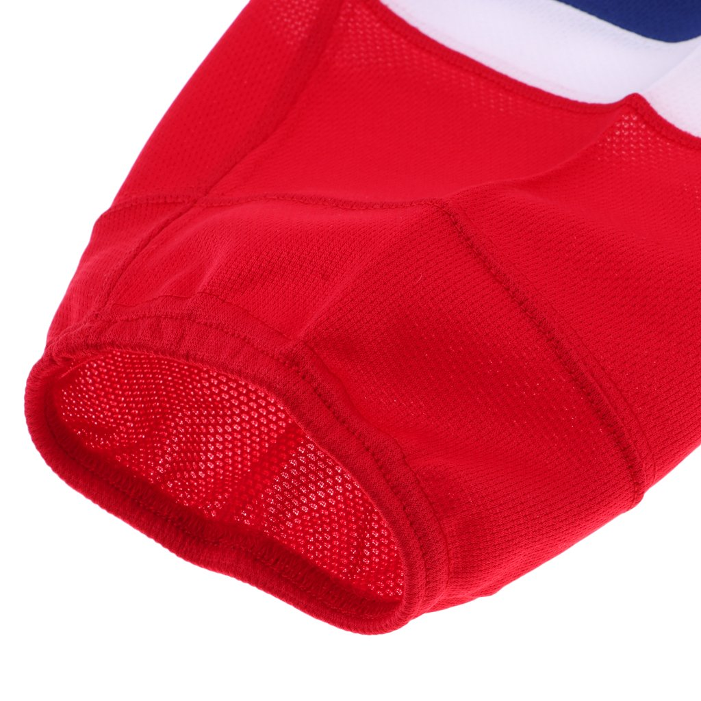 Sharplace 2 x Adultes Enfants Maille Chaussettes de Hockey sur Glace S/èchage Rapide Performance Anti-Abrasion