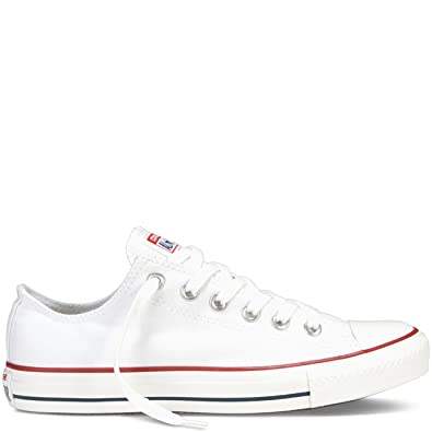 bd70a0e2f49 Converse Chuck Taylor All Star Core Optical White M7652 Mens 5.5
