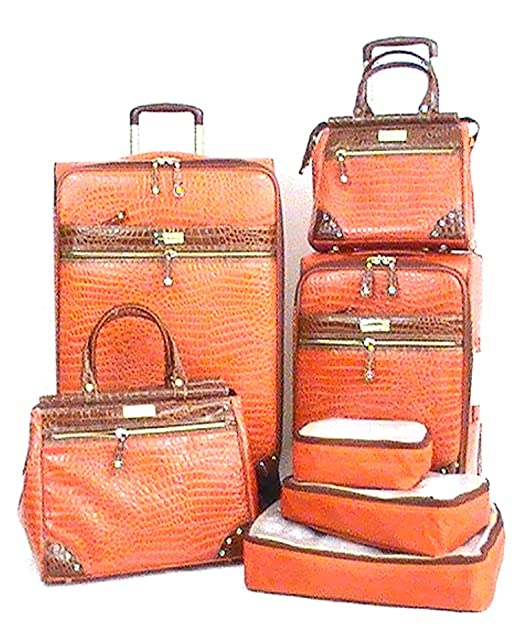 Samantha Brown 7 Piece Classic Luggage Set
