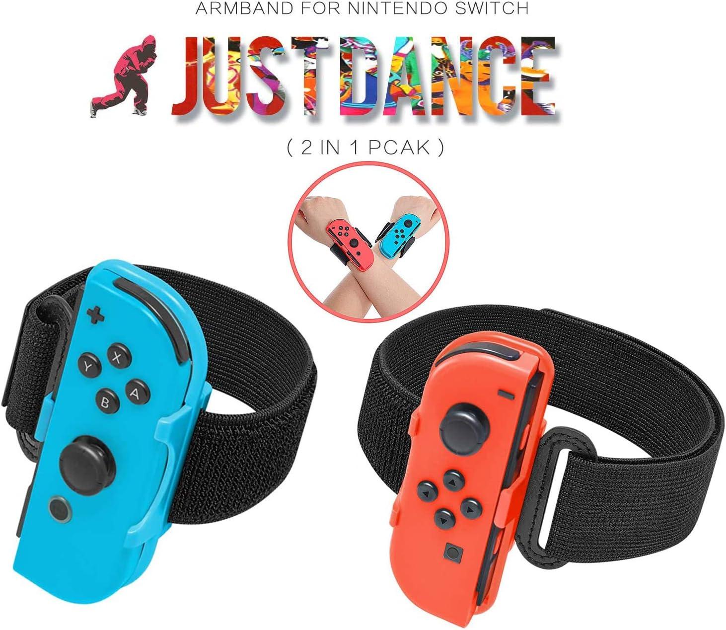 Muñequeras para Just Dance 2020 2019 para Nintendo Switch, bandas ...