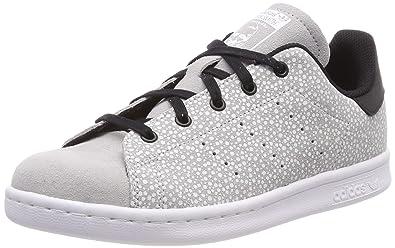adidas Stan Smith J, Chaussures de Running garçon