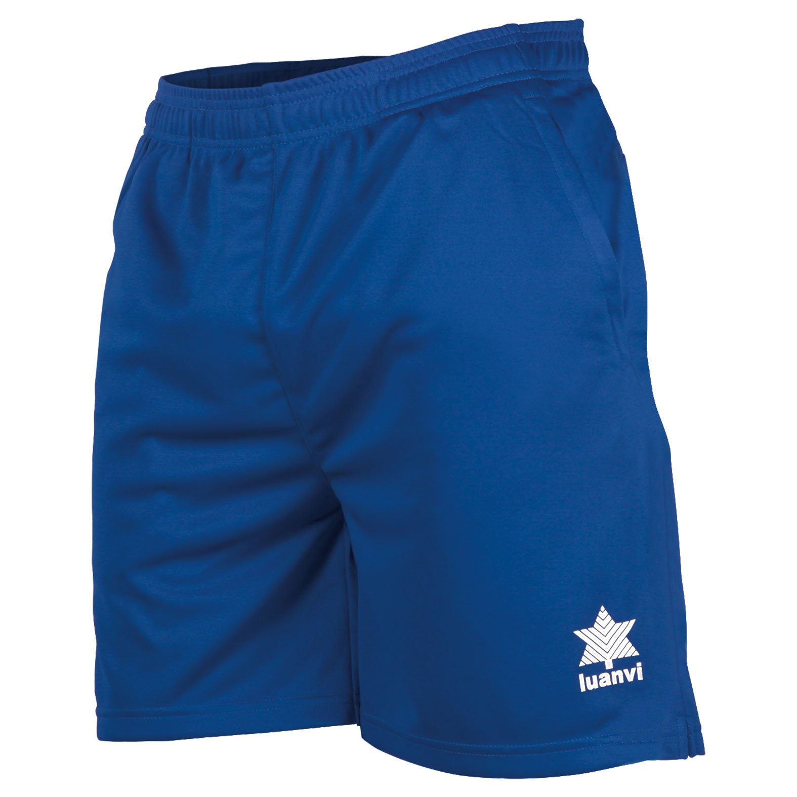 Luanvi Walk Bermudas de Tenis, Hombre, Azul Royal, L product image