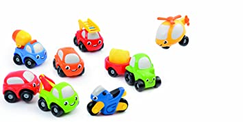 Smoby  Jouet Dveil Vroom Planet Coffret Collector Mini Bolides