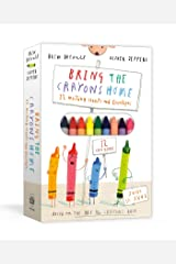 Bring the Crayons Home: A Box of Crayons, Letter-Writing Paper, and Envelopes Paperback