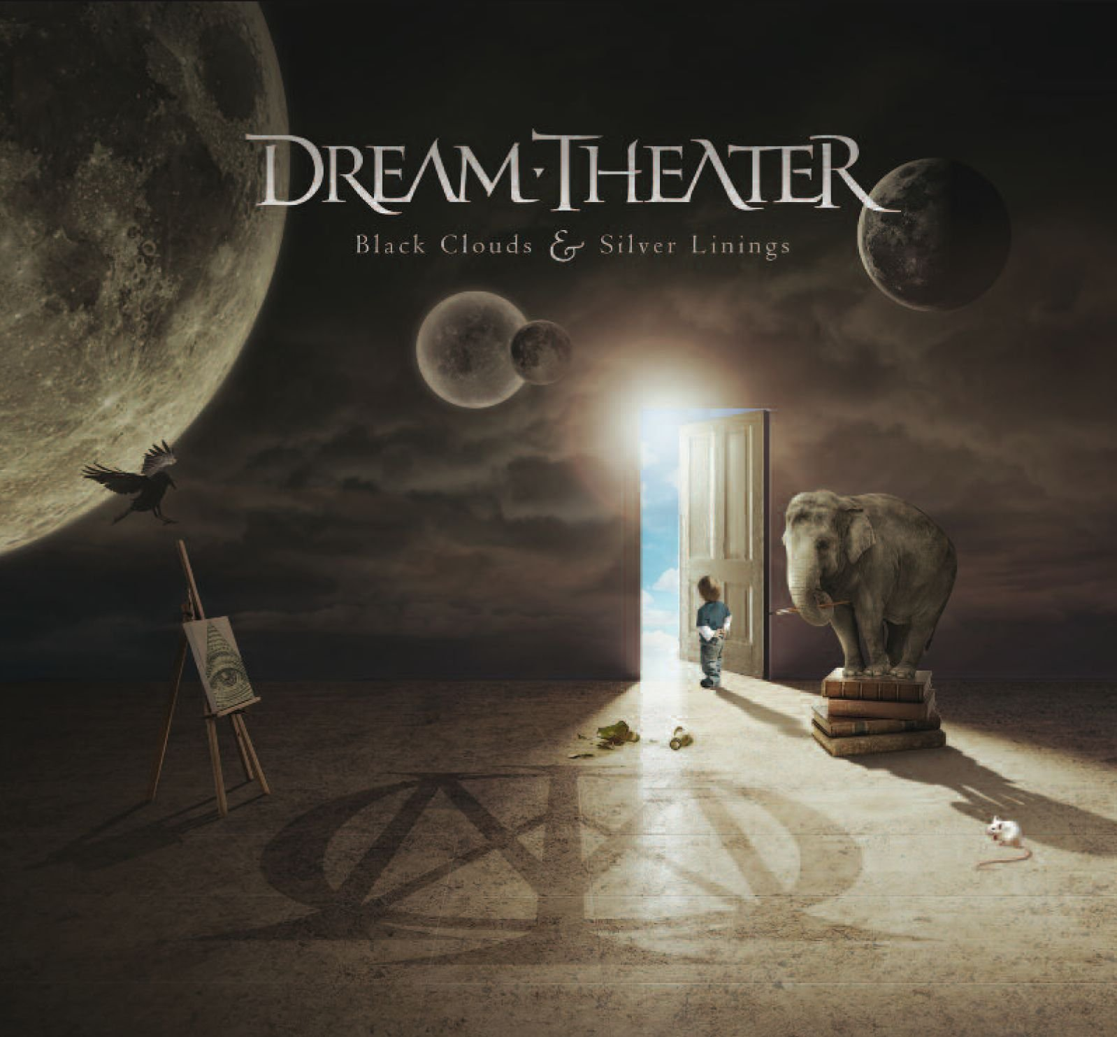 Black Clouds & Silver Linings (Special Edition)(3CD) by DREAM THEATER