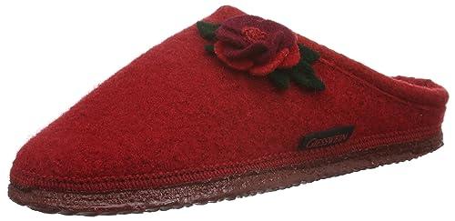 Giesswein Neuweiler, Ciabatte Donna, Rosso (Rot (362 Kirsche)), 37