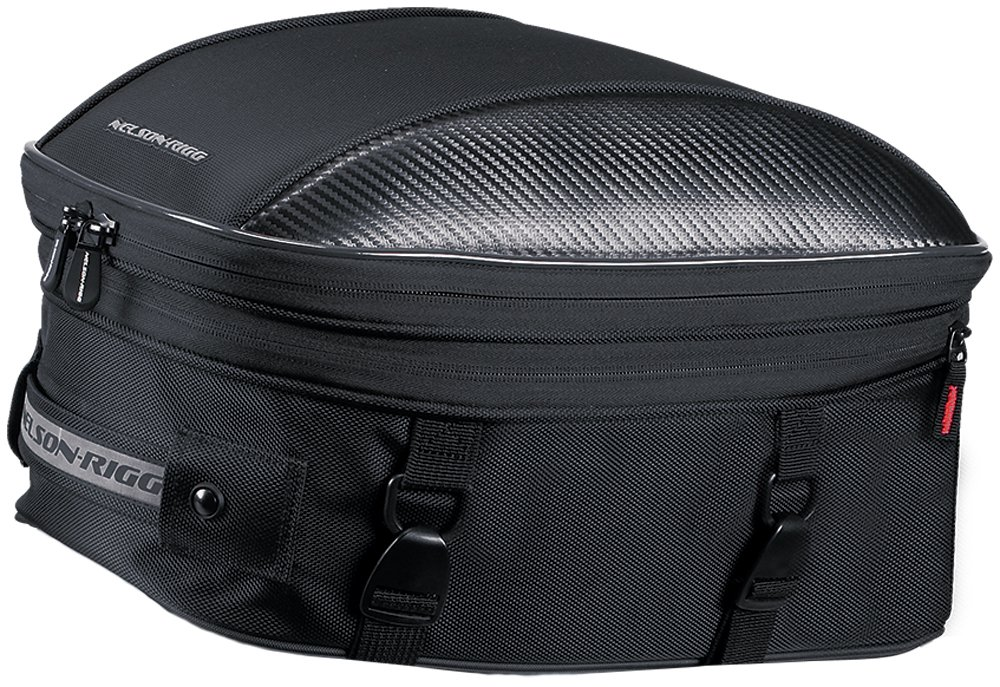 Nelson Rigg CL-1060-ST Sport Touring Motorcycle Tail/Seat Bag by Nelson-Rigg