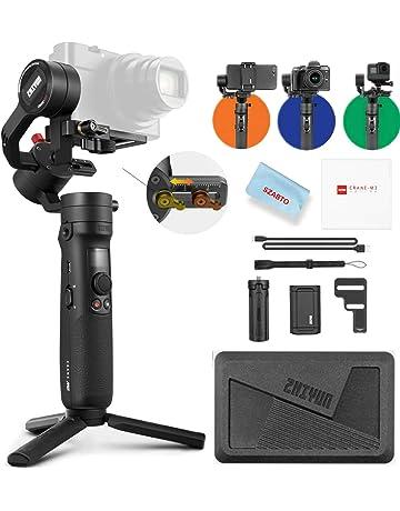 Soportes y estabilizadores para videocámaras | Amazon.es