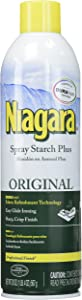 Niagara Original Spray Starch Plus Durafresh Professional Finish, 20 Oz (2 Pack)