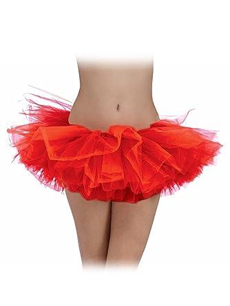 Amazon Adult Red Tutu Clothing