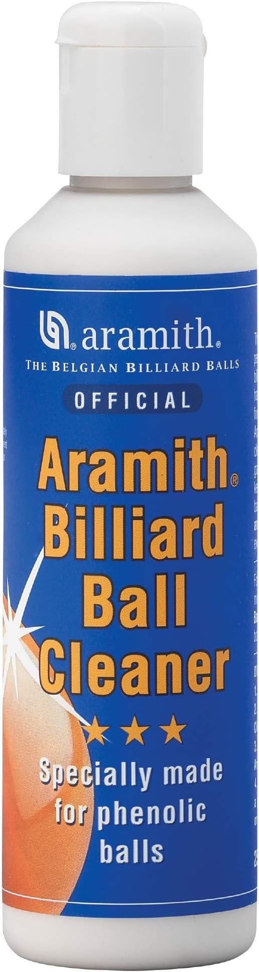Aramith Billar/Polaco y Limpiador de Bolas de Billar: Amazon.es ...