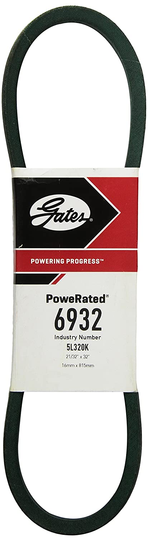 Gates 6932 Powerated Belt