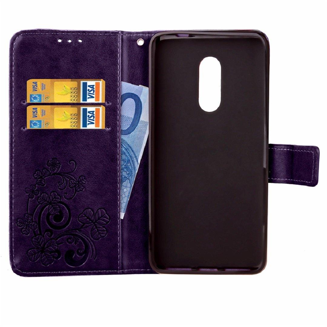 Amazon.com: ZTE Blade A610/V6 MAX/V6+/A2 Wallet Stand Case ...
