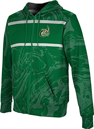 Ripple University of North Carolina at Charlotte Girls Zipper Hoodie School Spirit Sweatshirt