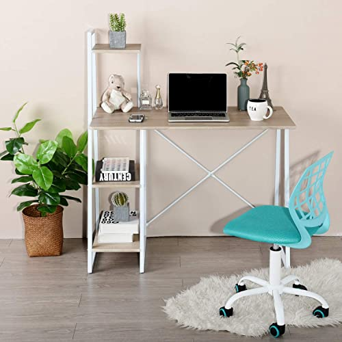 4 Tier Computer Desk
