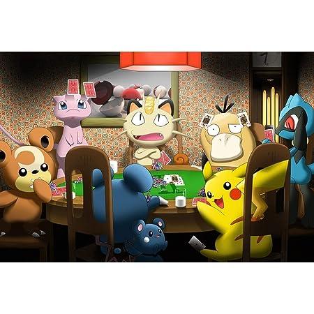 LXCS Madera Rompecabezas, Historieta del Anime Pokémon ...