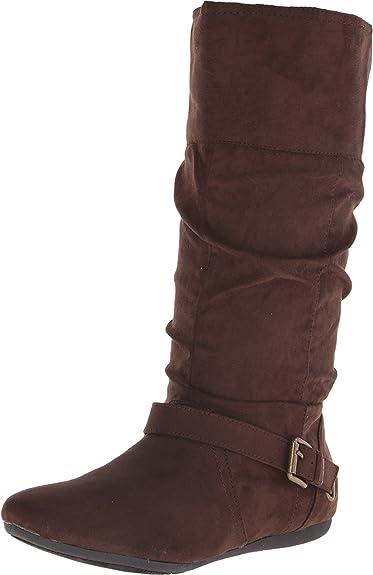 Report Women's Evron Brown Boot ...