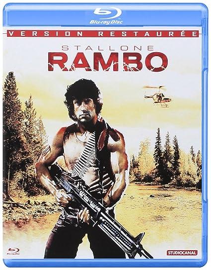 Rambo [Francia] [Blu-ray]: Amazon.es: Sylvester Stallone, Richard Crenna, Brian Dennehy, David Caruso, Jack Starrett, Bill McKinney, Michael Talbott, Ted Kotcheff, Sylvester Stallone, Richard Crenna: Cine y Series TV