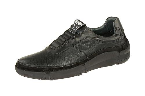 Pikolinos M1h-6149 Black - Mocasines de Piel Lisa para hombre: Amazon.es: Zapatos y complementos