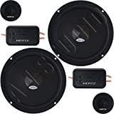 Hertz 165.3 Audio DSK 2 Way Dieci Series Component Speaker System (96152, Black)
