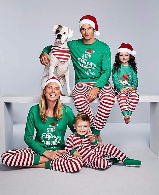 Pijama Navidad Familiar Pijama Navidad Familiar Mismo Vestido ...