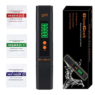 GlowGeek Digital pH Meter