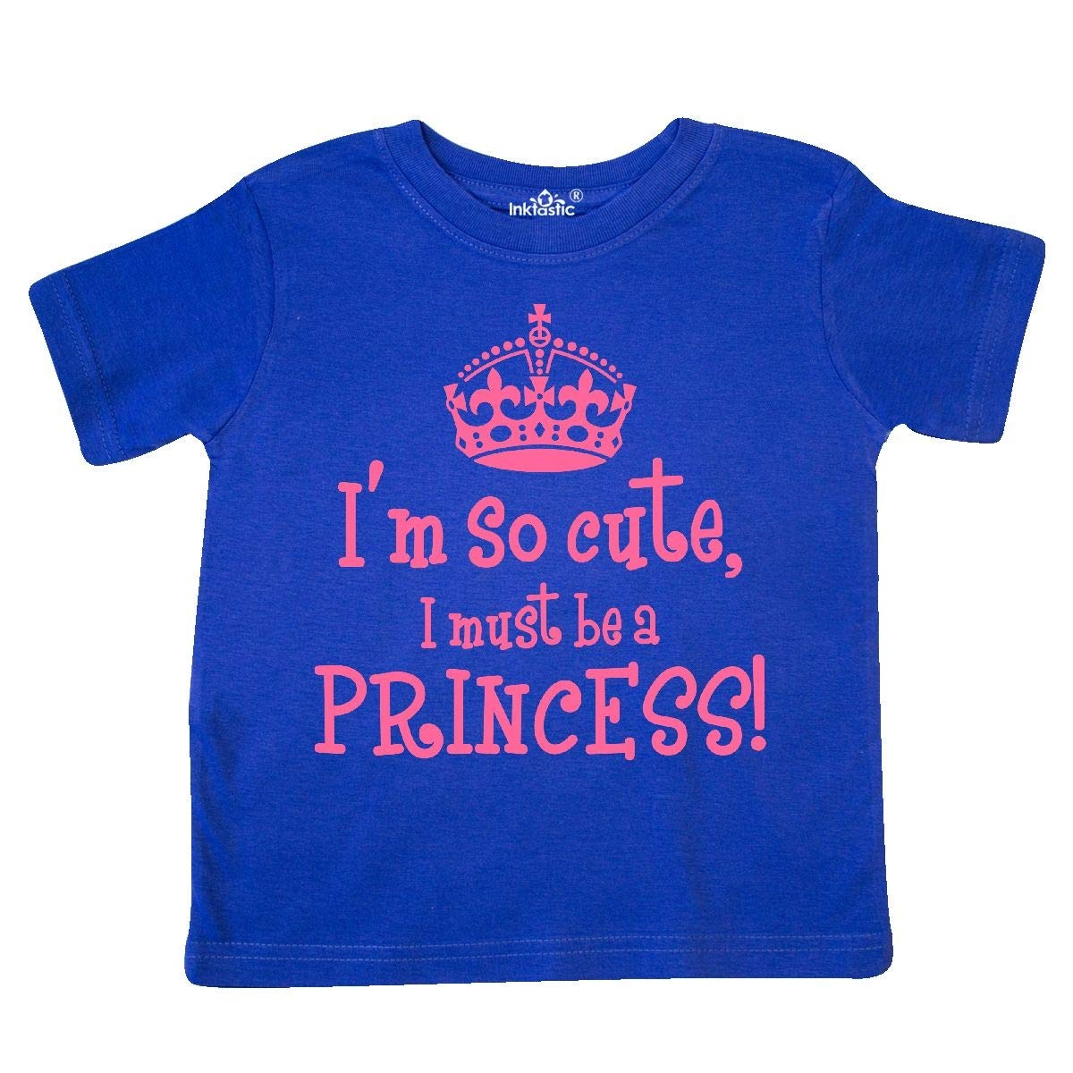 inktastic So Cute Princess Toddler T-Shirt