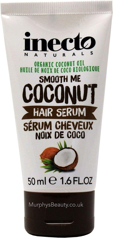 Inecto | Naturals Coconut Hair Serum | 1 x 50ml