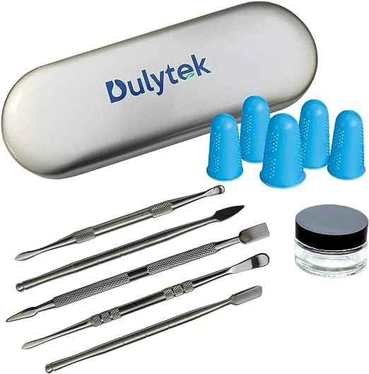und Sammelwerkzeug 7-Piece Tool Kit silber Dulytek Wachs Schnitz