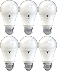 amazon ge lighting DuroMax Light Bulbs General Electric ge lighting dimmable led a19 general purpose bulb 6 watt 40 watt
