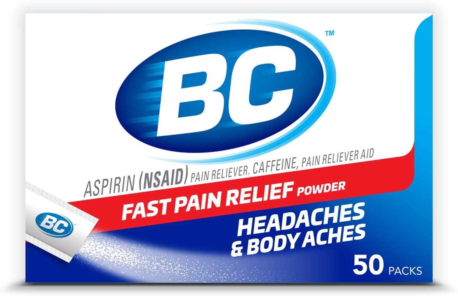 b c headache powder