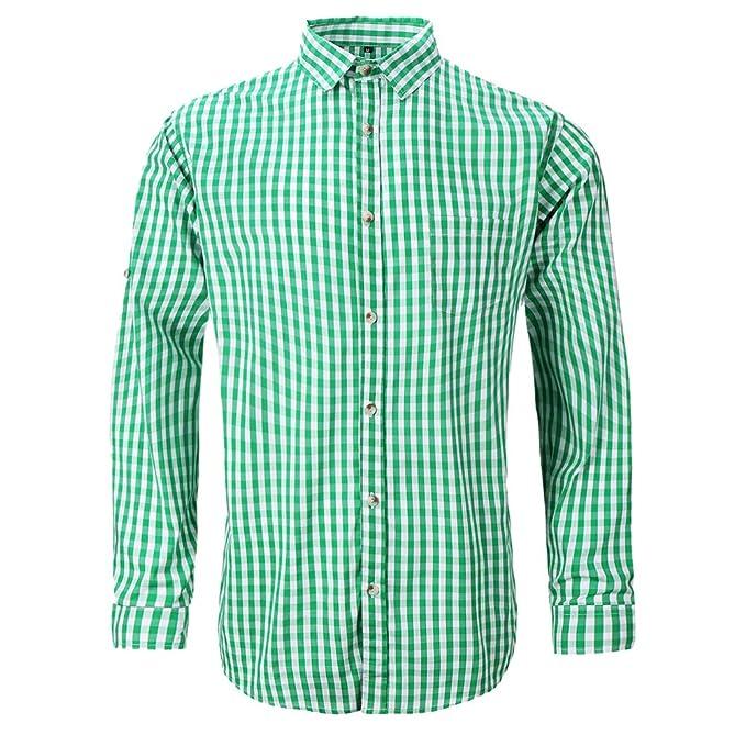 Amazon.com: Alay&me - Camiseta de manga larga para hombre ...
