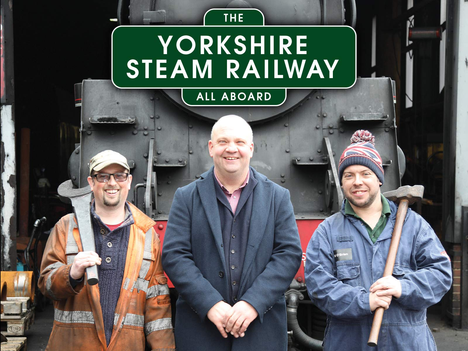 The Yorkshire Steam Railway: All Aboard - Season 1