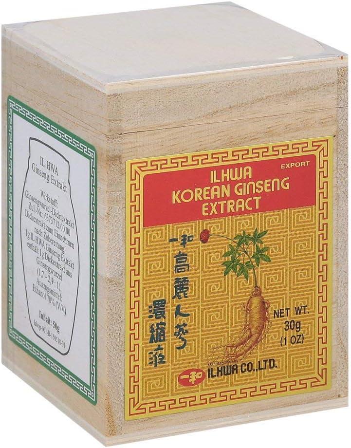 IL Hwa Korean Ginseng – Korean Ginseng Tea – 30 grams by Ilhwa Korean Ginseng