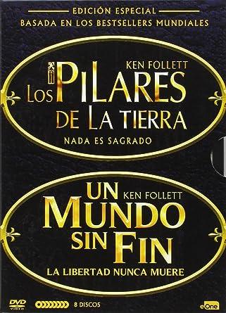 Pack Los Pilares De La Tierra + Un Mundo Sin Fin DVD: Amazon.es ...