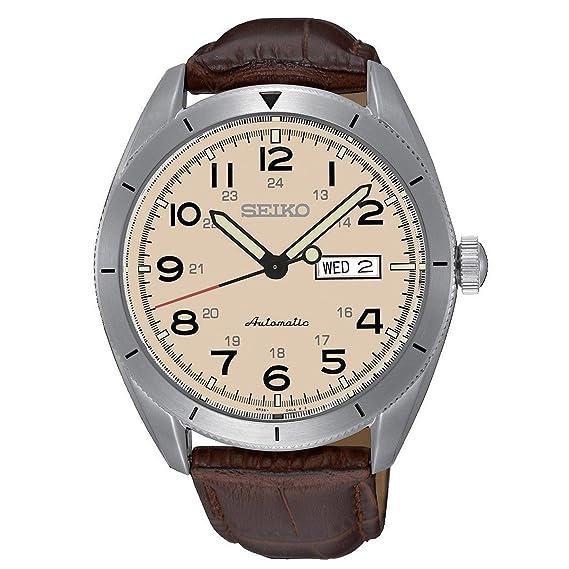 Reloj Seiko Neo Sports Srp713k1 Hombre Vainilla: Seiko: Amazon.es: Relojes