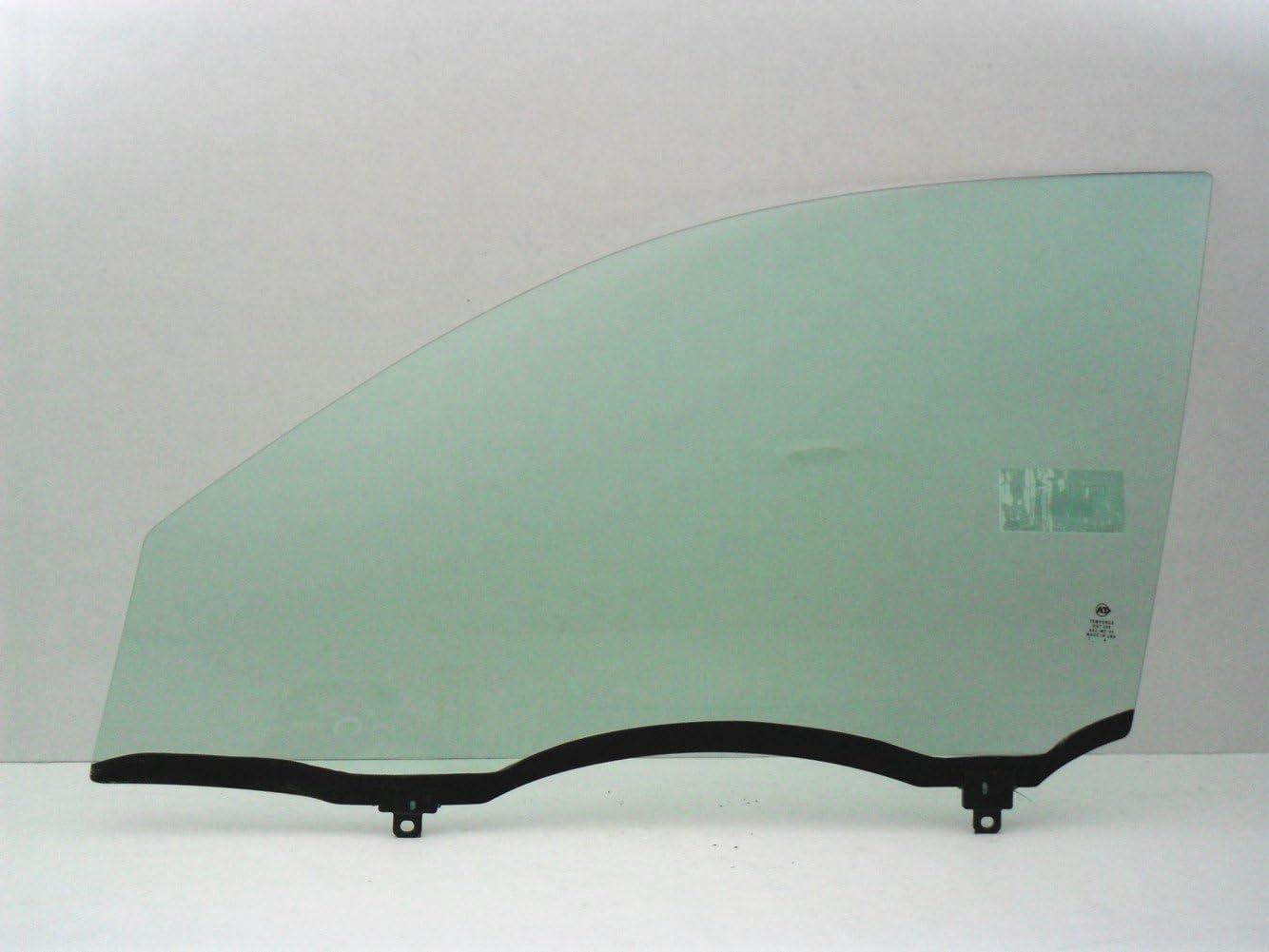 Amazon Com Nagd Driver Left Side Front Door Window Door Glass Compatible With Toyota Matrix Pontiac Vibe 2003 2008 Models Automotive